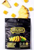 Pineapple Gummies - 100mg - Edibles - Hybrid - Hush