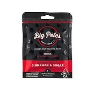 Big Pete's Cinnamon + Sugar Cookies 100mg