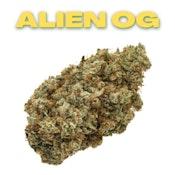 GT Alien OG 8th (THC 30.07%)