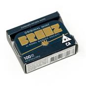 BREEZ: ORIGINAL MINT TINS (100MG)