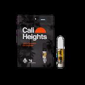 CALI HEIGHTS: BANANA OG 1G CART