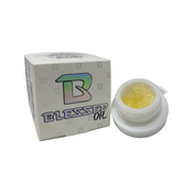 BLESSED OIL: CAKED UP LIVE RESIN DIAMONDS 1G