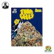 Teds Budz x Flower District - Tuna Belly  3.5g  *Premium Exotic Cannabis*