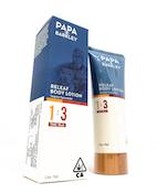 PAPA & BARKLEY: THC RICH  RELEAF BODY LOTION (1CBD:3THC) 75ML