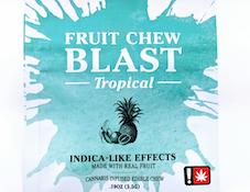 Tropical Fruit Chew Blast, Single