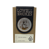 LOWELL: THE CHILL INDICA 8TH PACK PRE ROLL