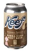 Keef Cola Bubba Kush Root Beer 10mg THC