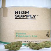 Hybrid Flower - 1oz Flower - Hybrid  (26.68% THC) High Supply